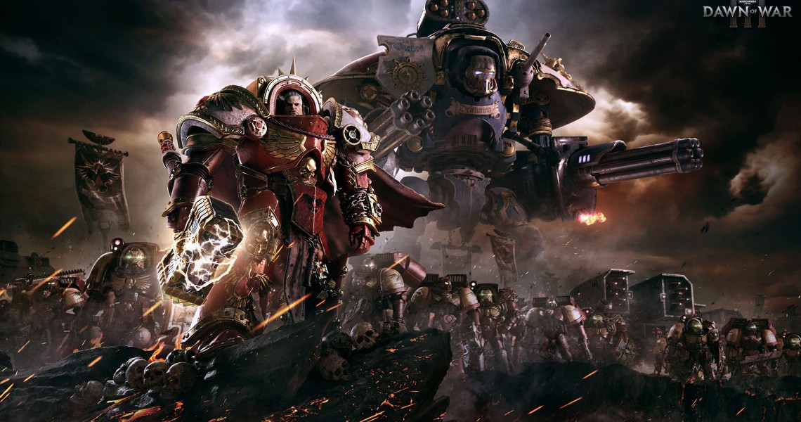 space marines faction