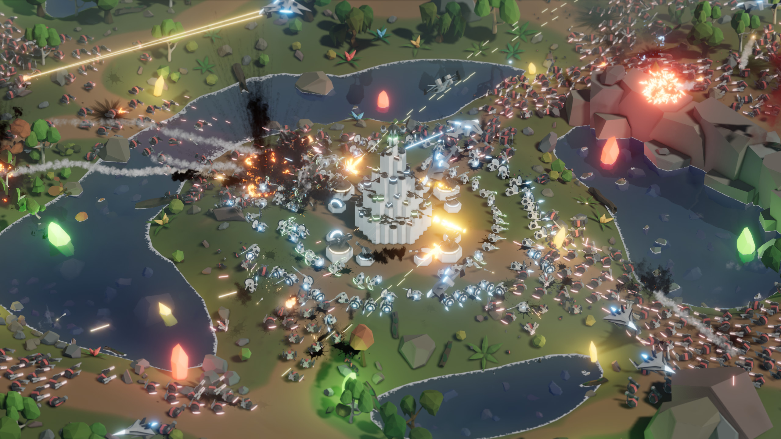 best free rts games on steam