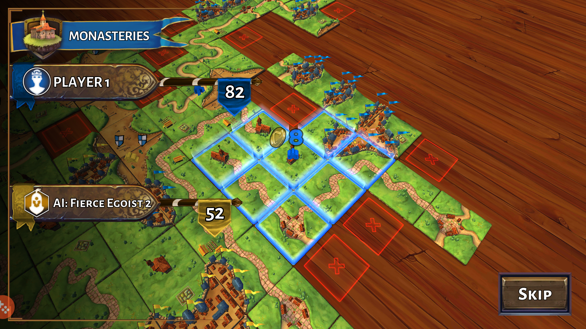Strategy Gamer - Review: Carcassonne image
