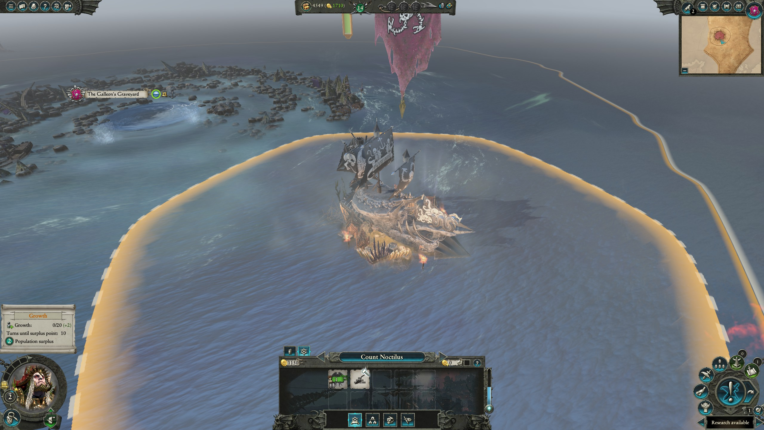 Review: Total War: Warhammer 2 - Curse of the Vampire Coast