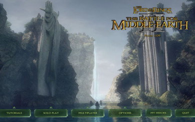 Battle for Middle Earth 2 RTS