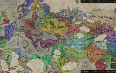 Crusader Kings 3 Released