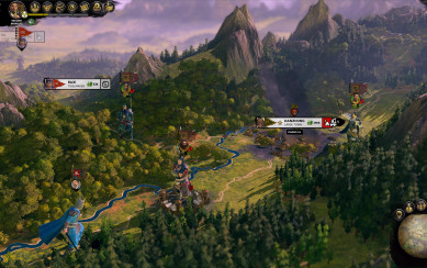 Three Kingdoms Beta Head