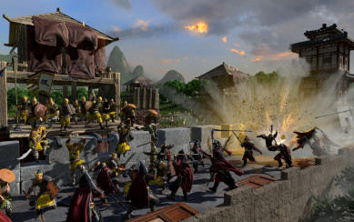 Total War Three Kingdoms Mandate of Heaven DLC