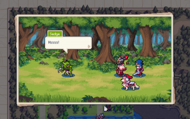 Wargroove review head