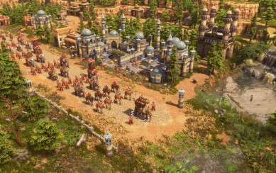 age of empires 3 definitive edition release date