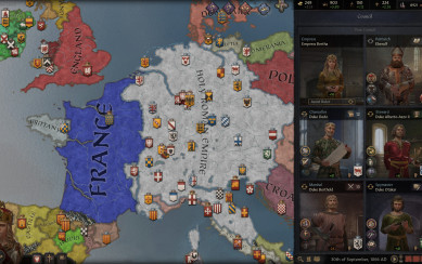 crusader kings 3 gameplay twitch