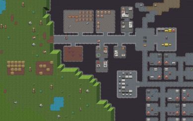 games like rimworld dwarf fortress