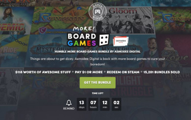humble board games bundle