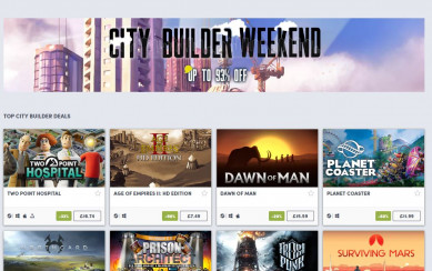 humble sale city builder