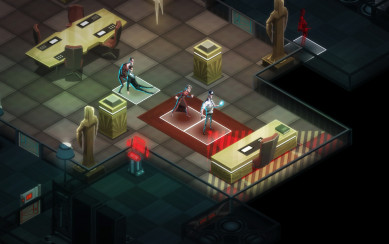 invisible inc review