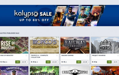 kalypso humble publisher sale