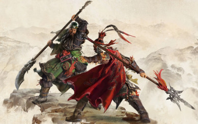 total war three kingdoms ancillary lists