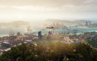 tropico 6 news head