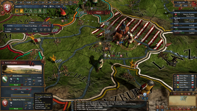 A Guide to Preparing for War in Europa Universalis IV | Strategy Gamer