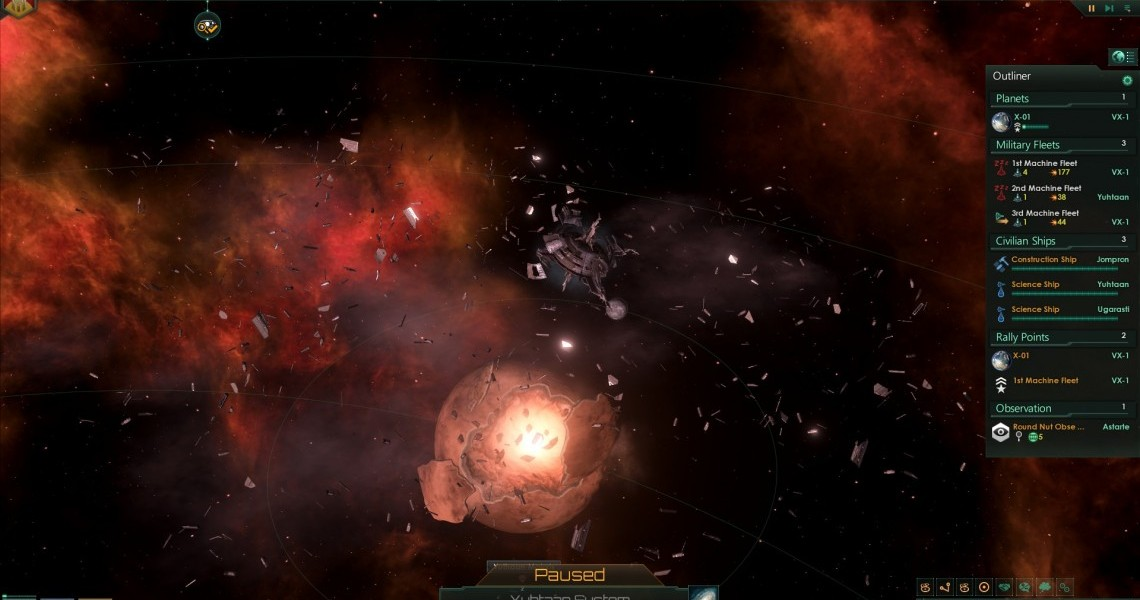 Review: Stellaris: Synthetic Dawn | Strategy Gamer