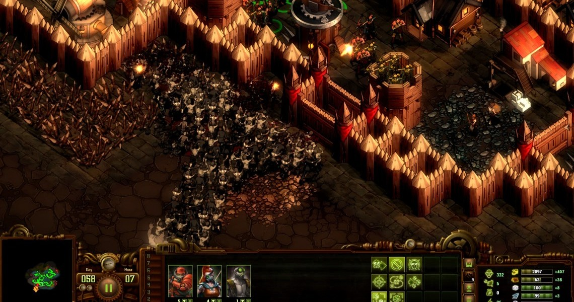 Early Access Preview: They Are Billions | Strategy Gamer