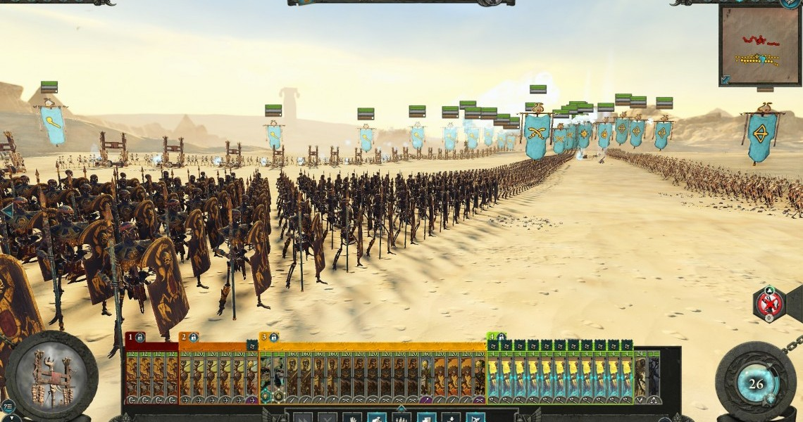 Review: Total War: Warhammer II - Rise of the Tomb Kings | Strategy