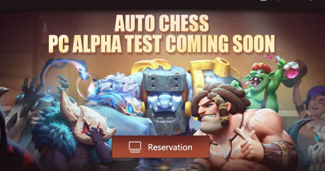Auto chess pc alpah
