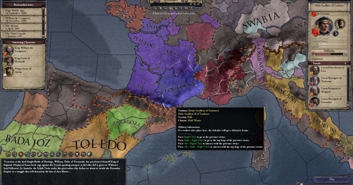 Challenge Accepted: Does vanilla Crusader Kings 2 hold up today ...