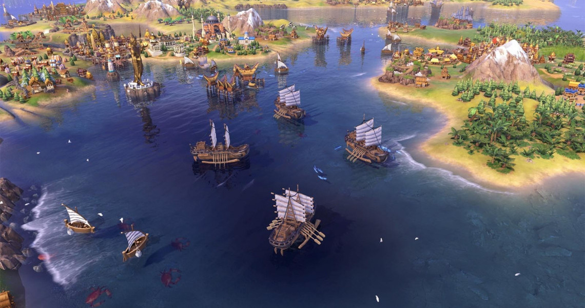 The next Civ 6 expansion could be dropping in Feb next year