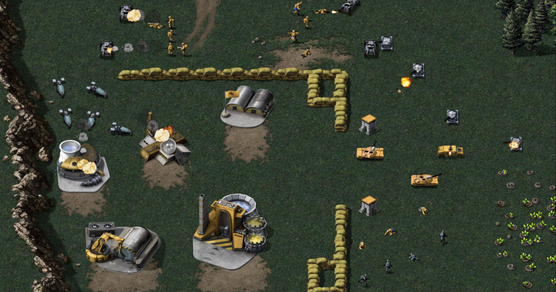 Command Conquer Remastered Alpha