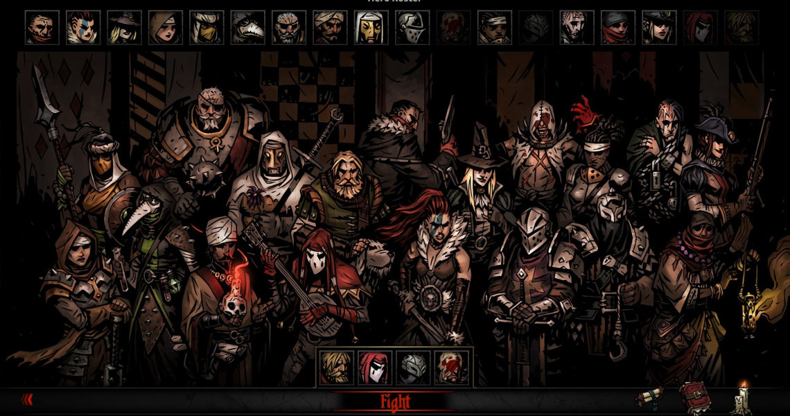 Darkest dungeon butchers circus