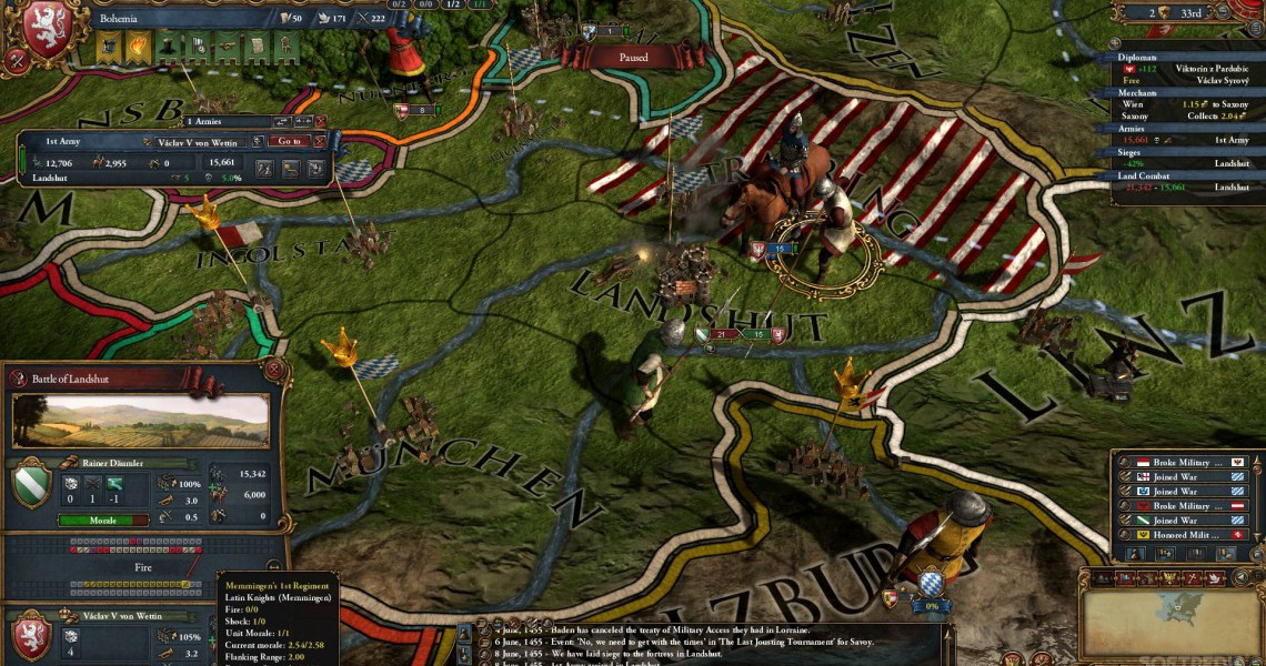 Europa Universalis IV Common Sense Review PC 483884 8