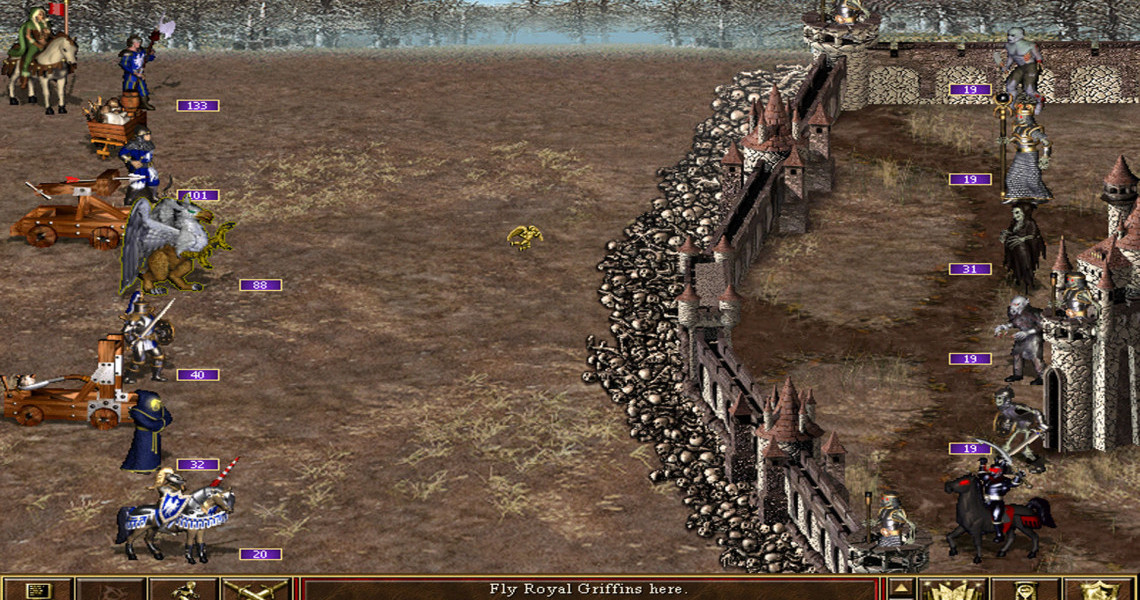 Heroes of Might Magic 3