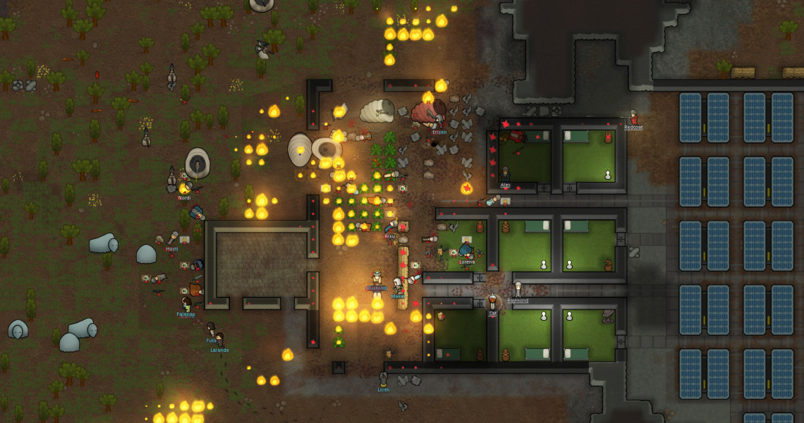Rimworld hits Version 1 0 this month | Strategy Gamer