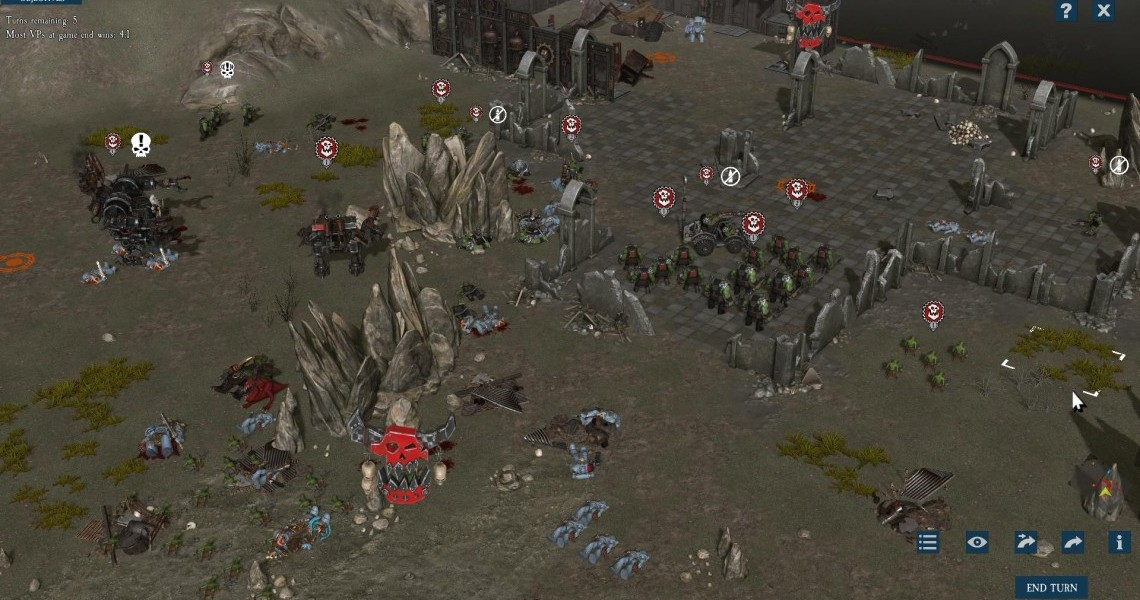 Review: Warhammer 40,000: Sanctus Reach: Legacy of the