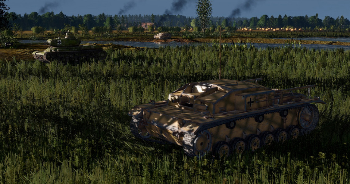 Steel Division 2 Stug Beute T 34