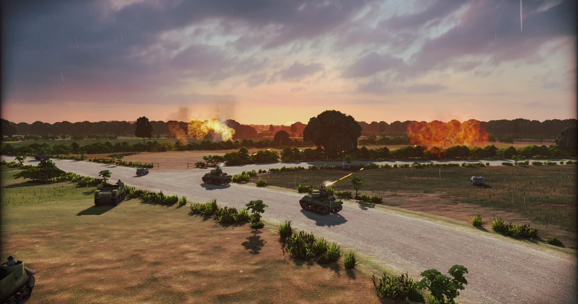 Steel Division Screenshot 03a