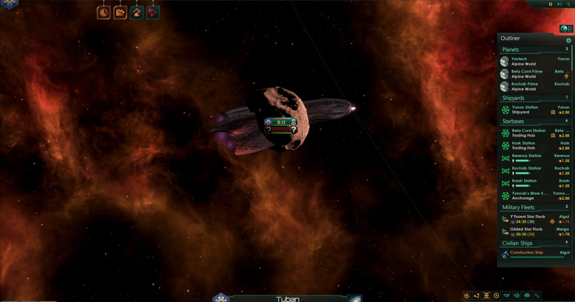 Stellaris: To Le Guin and Beyond! [Part 1]   Strategy Gamer