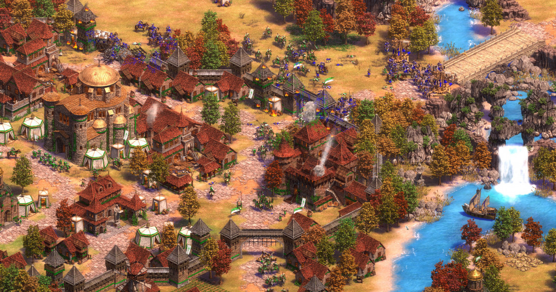 age of empires 2 de july 2020 update