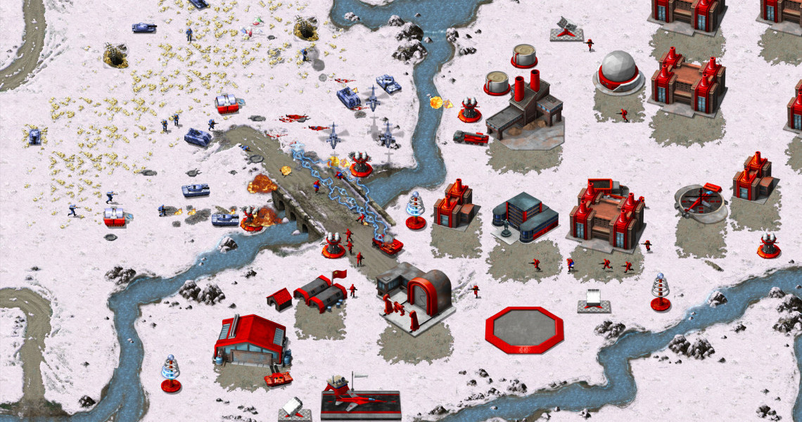 command conquer remastered review