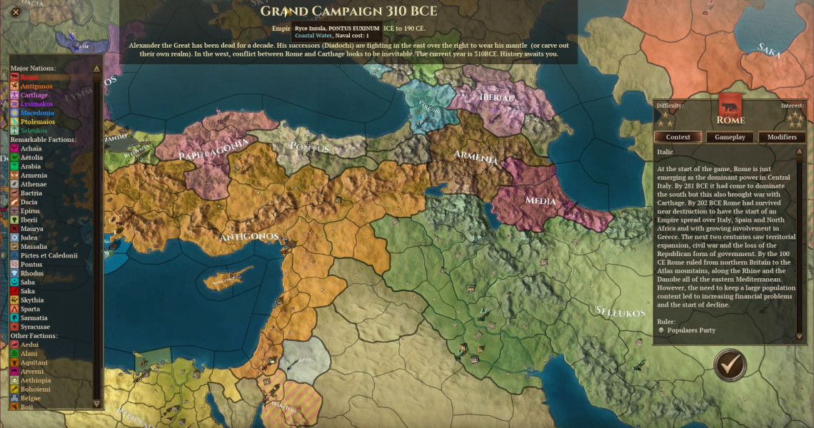 The Best Grand Strategy Games | Strategy Gamer
