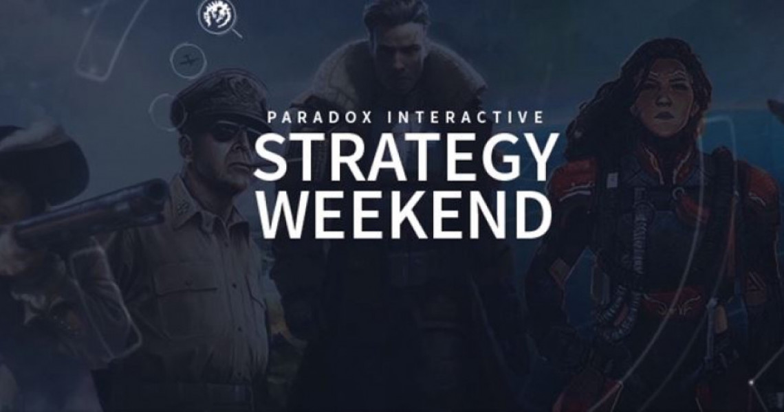 paradox strategy weekend sale