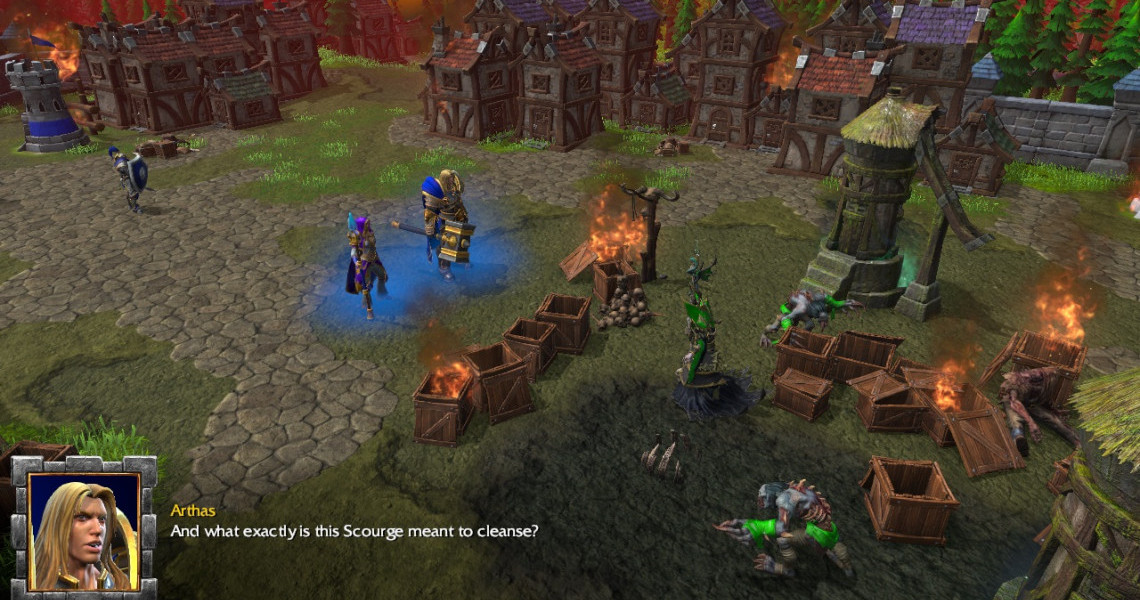 Warcraft 3 Reforged Review Strategy Gamer