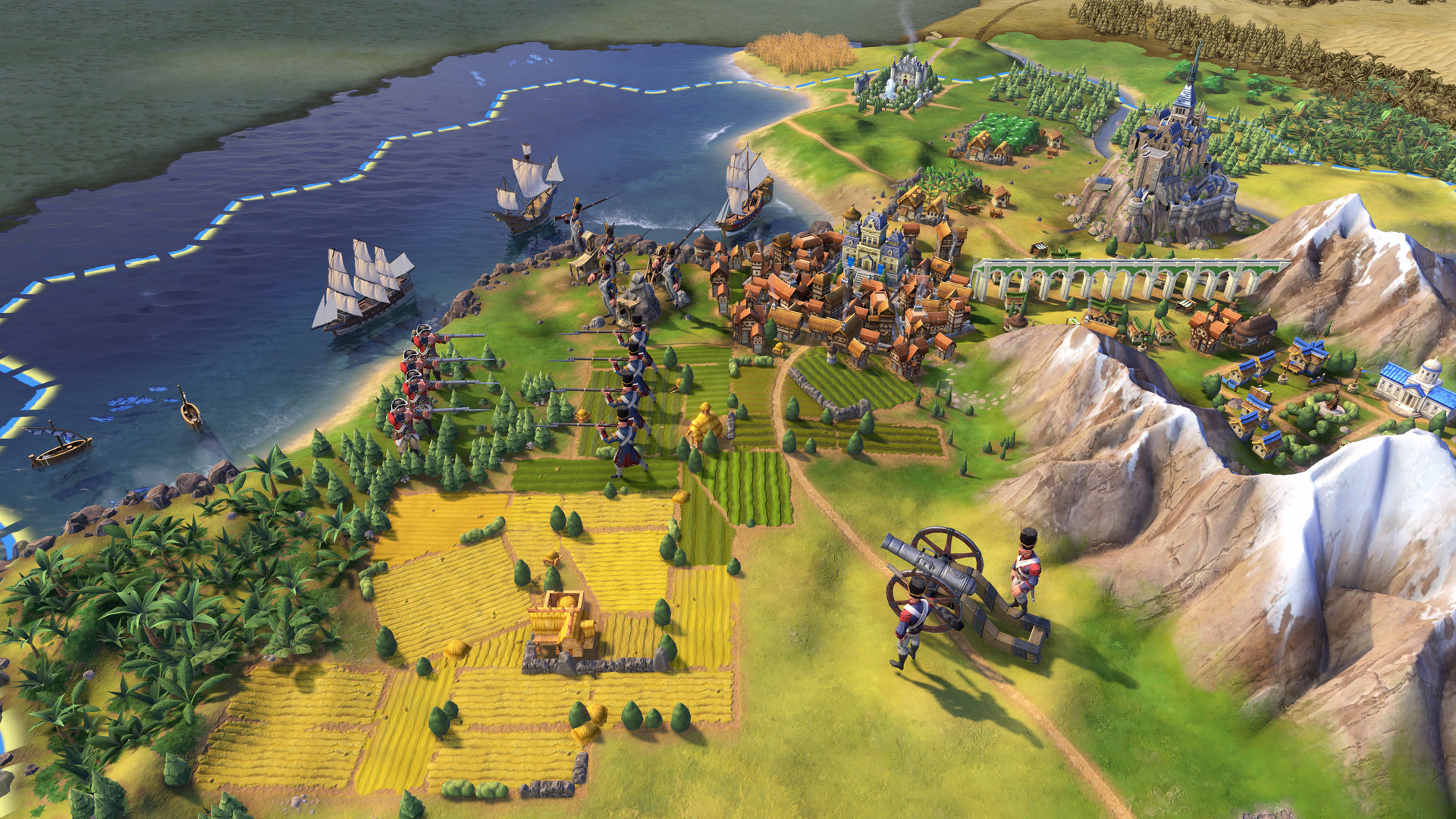 Strategy Gamer - The Civilization 6 Ethiopia Pack is Out Now - Steam News