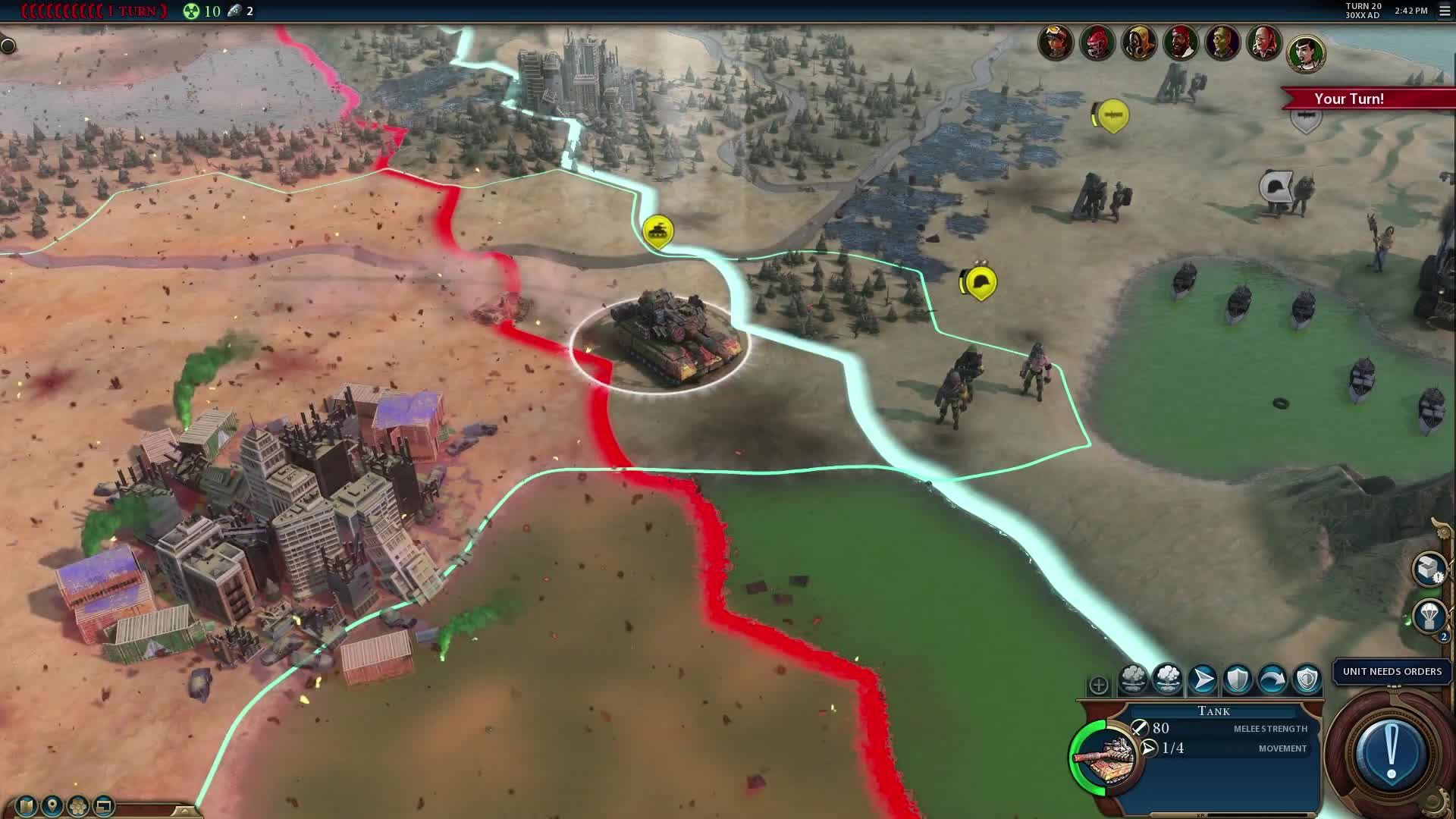 Civilization 6 September Update - Red Battle Royale ... on dota 2 custom map, civilization 5 europe map, minecraft custom map, skyrim custom map, league of legends custom map, portal 2 custom map, sims 3 custom map,