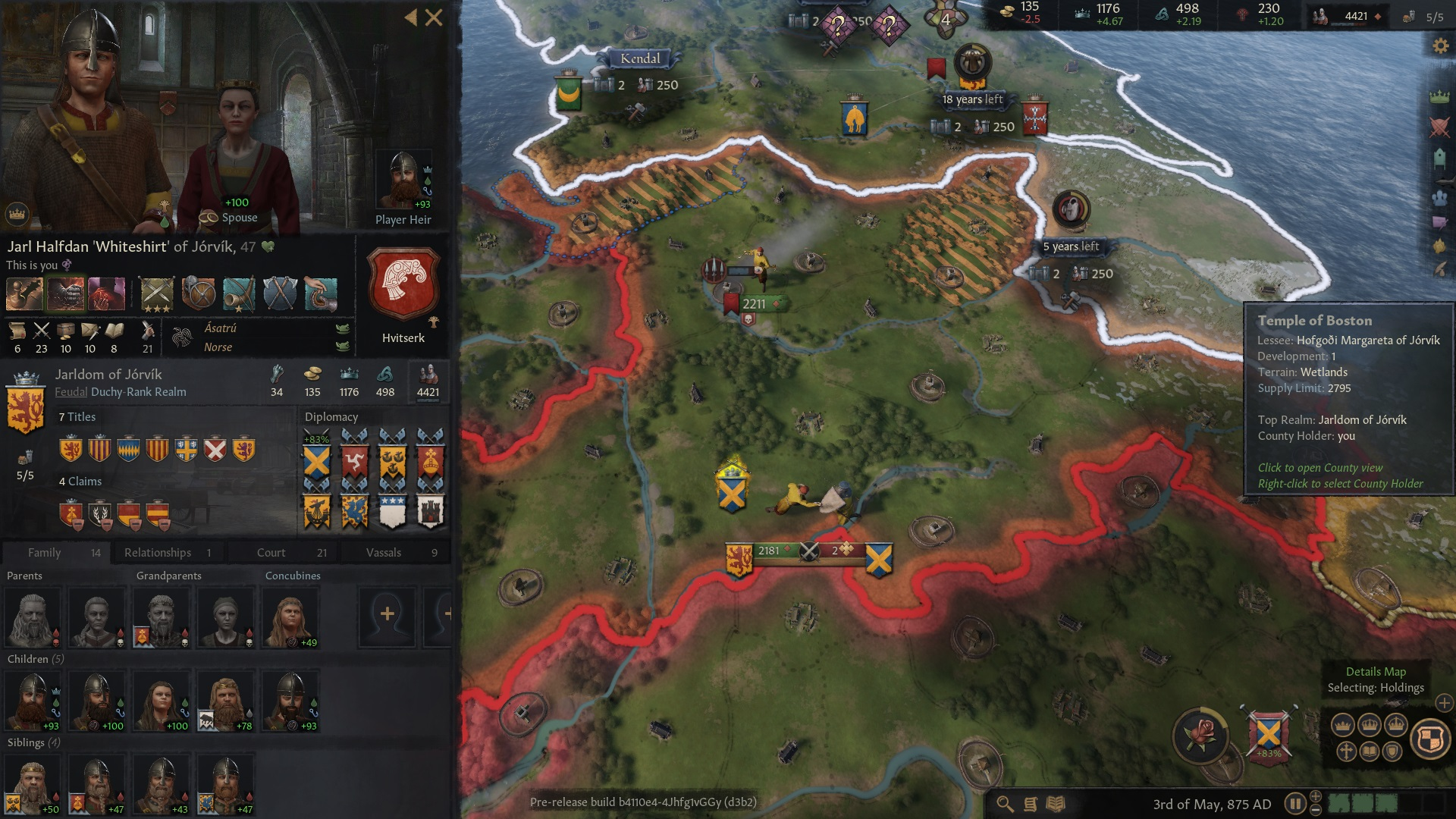King of the Ants: Crusader Kings 3's 20,000 characters are silent workers  powering a medieval sandbox | Strategy Gamer