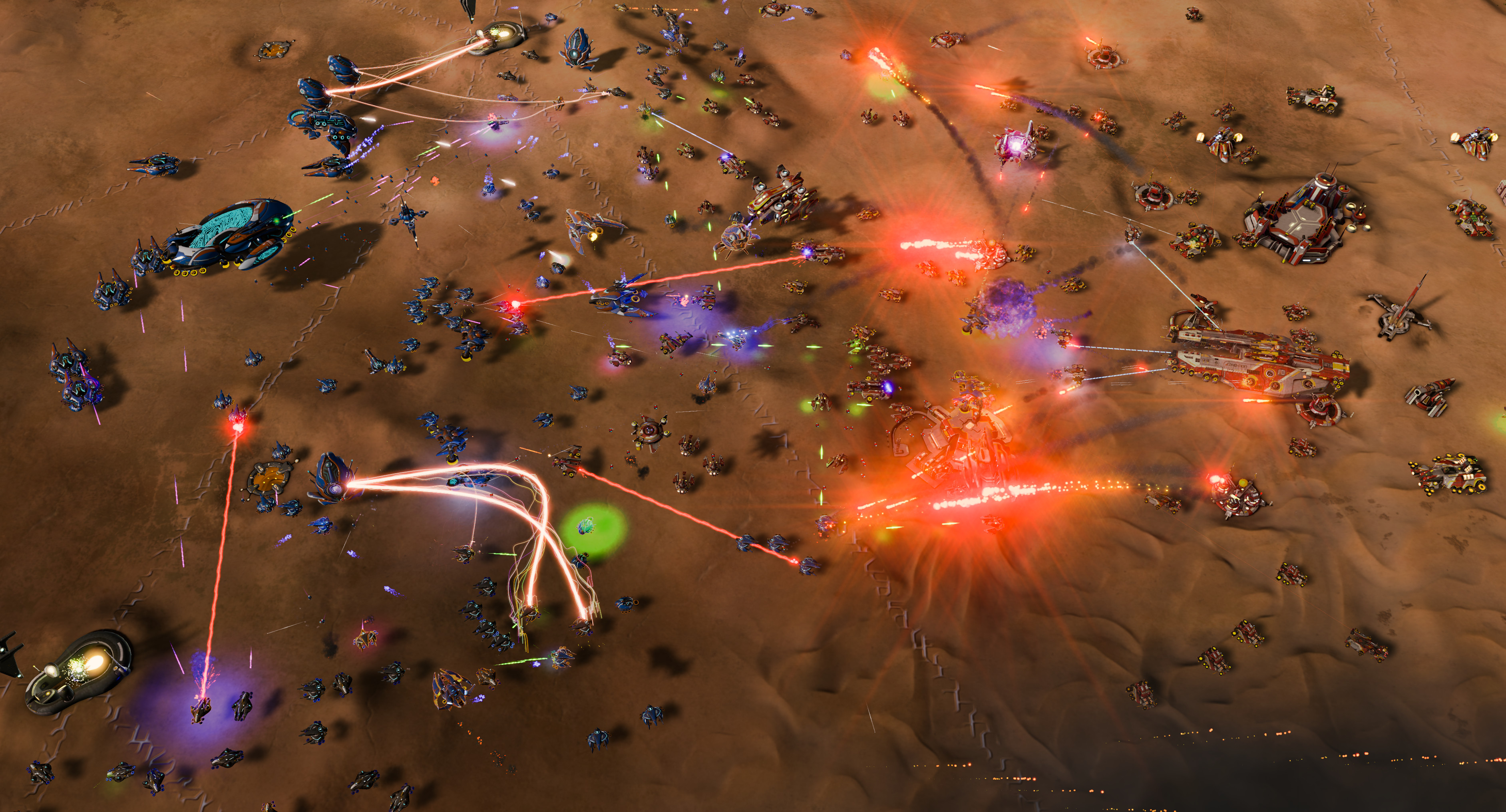 Ashes of the Singularity: Escalation - Overlord 2017 pc game Img-1
