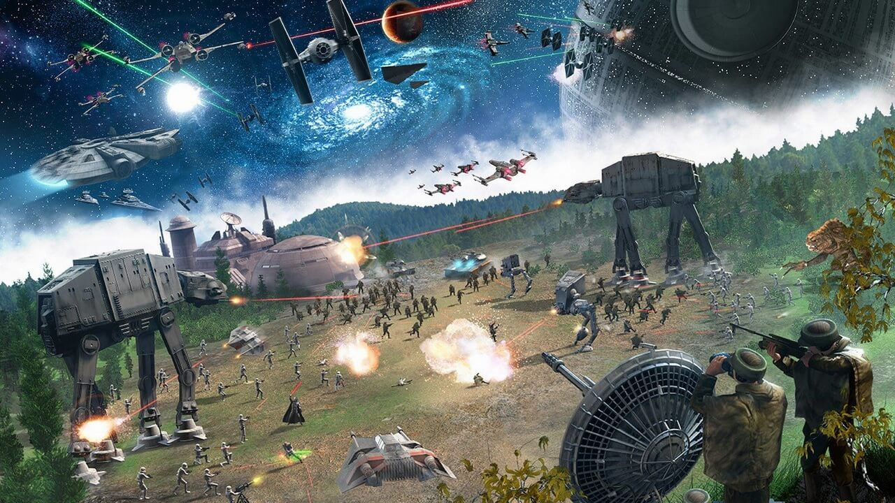 The Best Star Wars Strategy Games Strategy Gamer