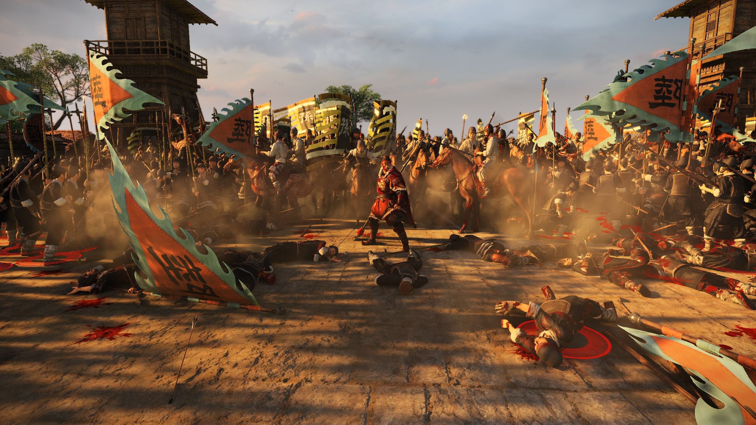 Total War Three Kingdoms A World Betrayed Review Strategy Gamer