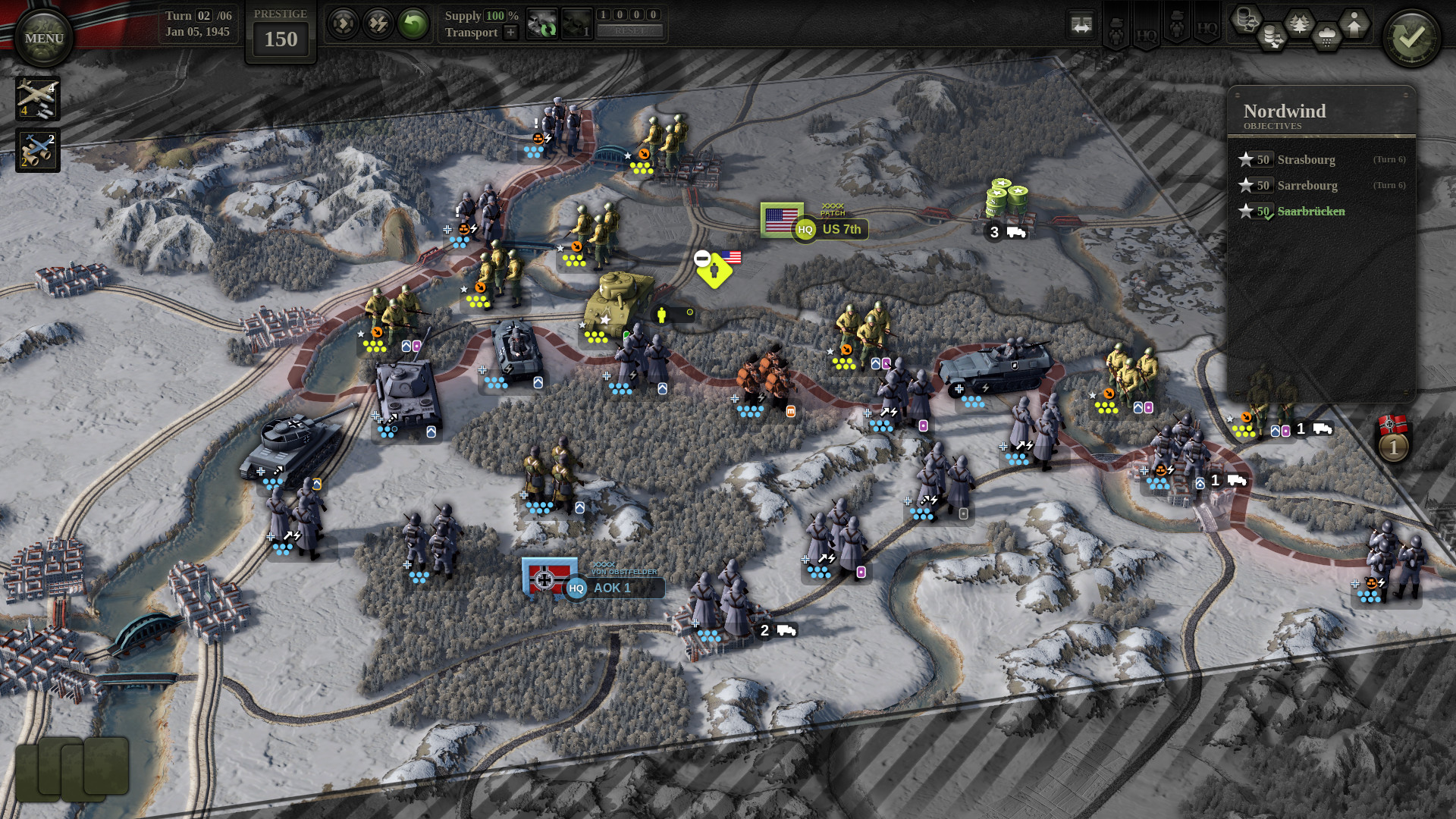 Unity of Command 2 Review | Strategy Gamer