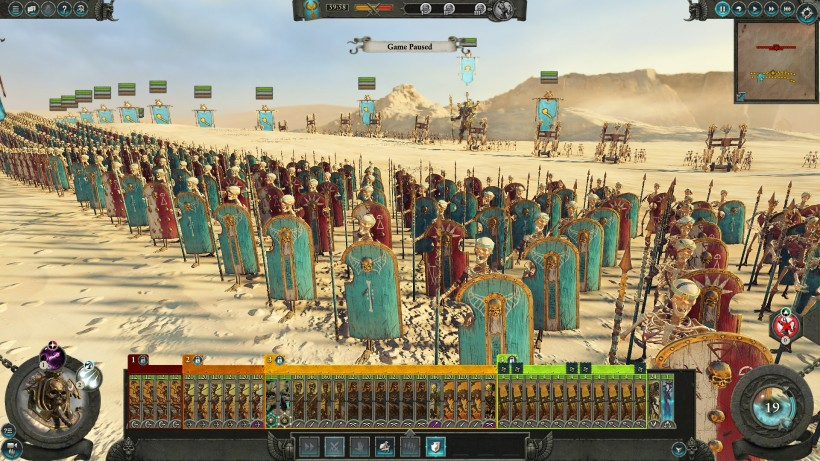 Review: Total War: Warhammer II - Rise of the Tomb Kings