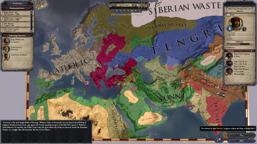 Challenge Accepted: Does vanilla Crusader Kings 2 hold up today