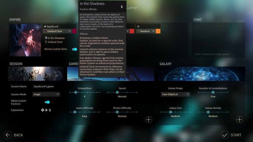 Review: Endless Space 2: Penumbra | Strategy Gamer