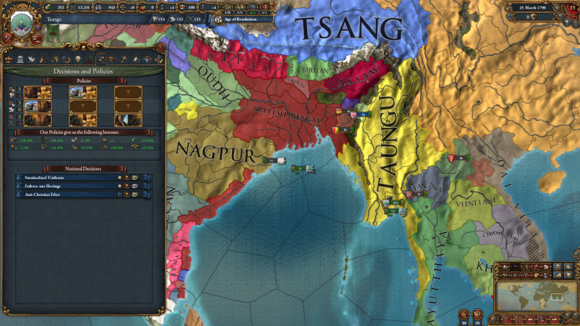 Europa Universalis IV DLC Guide | Strategy Gamer